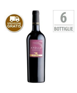 Aglianico del Taburno Apollo DOCG 13 % vol.