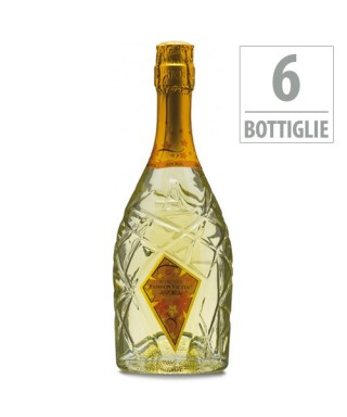 6 Bottiglie Astoria Moscato Fashion Victim Spumante Dolce