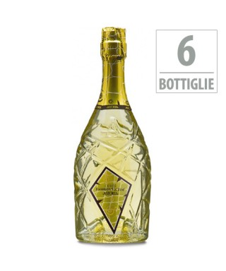 6 Bottiglie Astoria Spumante Cuvée Fashion Victim Brut