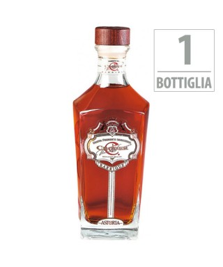 1 Bottiglia Astoria Croder Grappa Barrique - 0,70 cl